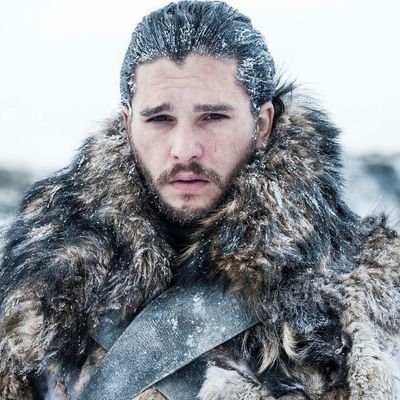 Jon Snow from Game of Thrones Season 7