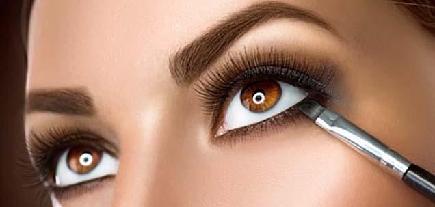 mink lashes for makeup eyes