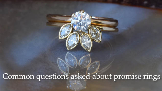 Common questions asked about promise rings
