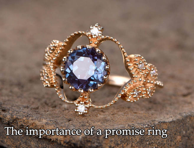 the importance of a promise ring