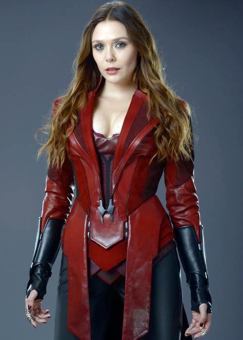 Scarlet witch Infinity War