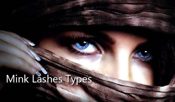 Mink Lashes Types