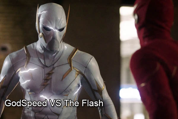 GodSpeed VS The Flash